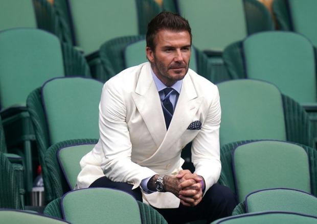 """Thế nào là đẹp """"cân"""" cả camera mờ nhoè và chấp luôn tuổi tác? Nhìn ảnh của David Beckham đi! - Ảnh 9."""
