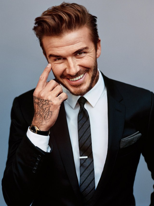 """Thế nào là đẹp """"cân"""" cả camera mờ nhoè và chấp luôn tuổi tác? Nhìn ảnh của David Beckham đi! - Ảnh 11."""