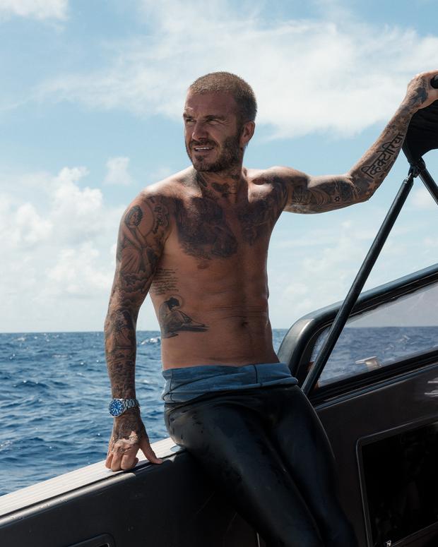 """Thế nào là đẹp """"cân"""" cả camera mờ nhoè và chấp luôn tuổi tác? Nhìn ảnh của David Beckham đi! - Ảnh 12."""