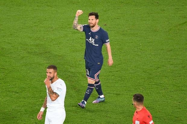 Messi toả sáng, nhưng hiểm họa tiềm ẩn từ cầu thủ này có thể khiến PSG trả giá - Ảnh 2.