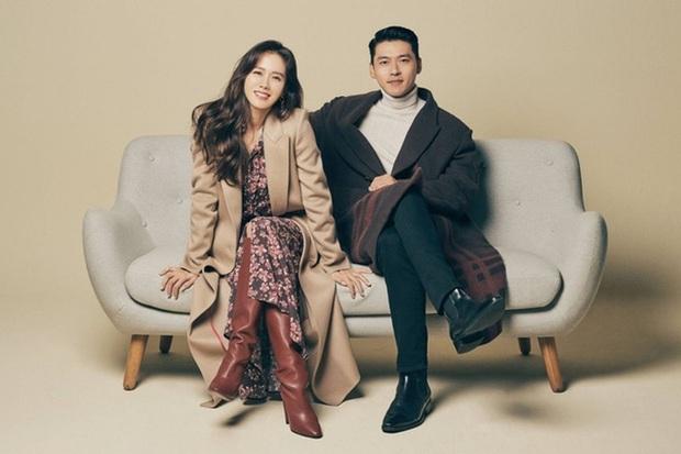 Lâu lắm rồi Hyun Bin mới đi sự kiện: Visual biến vạn bức ảnh thành poster phim là đây, bảo sao Son Ye Jin sa vào lưới tình - Ảnh 11.