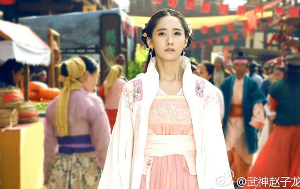 4 mỹ nhân Hàn bị dìm tơi tả ở tạo hình cổ trang: Yoona mất danh hiệu nữ thần, trùm cuối tới fan cũng nhận không ra - Ảnh 1.