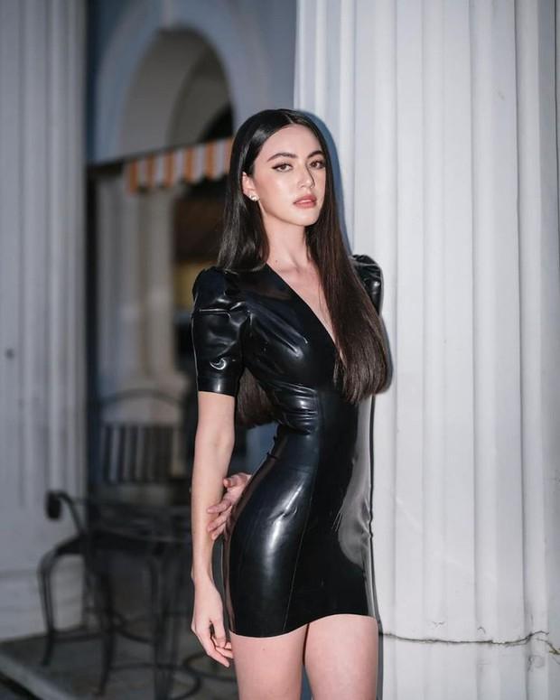 Ma nữ Mai Davika chính là sao nữ có body đẹp nhất showbiz châu Á, nhìn loạt ảnh mặc váy da bó sát từng đường cong này là hiểu - Ảnh 4.