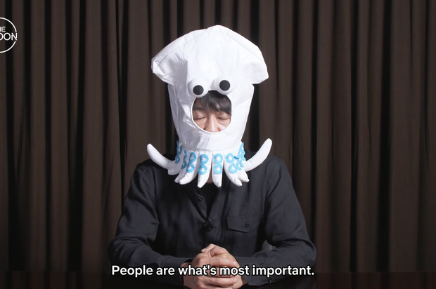 Dàn sao Squid Game căng thẳng chơi tách kẹo ngoài đời thực, đoán xem ai tạch đầu tiên? - Ảnh 17.