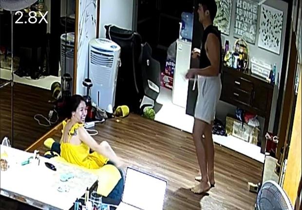 Chồng 1 nữ ca sĩ nhảy dây đến tụt quần, bà xã trích xuất luôn camera đăng lên mạng khiến netizen cười xỉu - Ảnh 3.