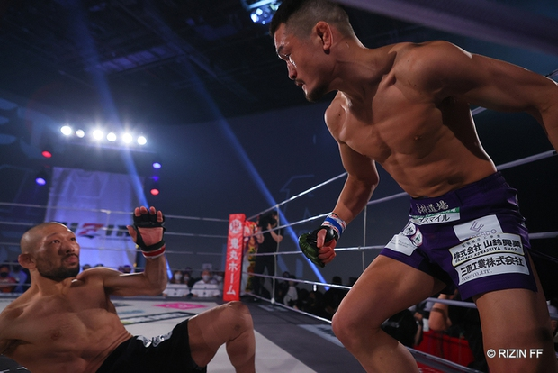 Huyền thoại MMA Nhật Bản có pha bẻ tay kinh hoàng, khiến đối thủ phải giải nghệ trong đau đớn - Ảnh 2.