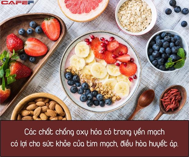 Buổi sáng là thời kỳ vàng để nạp vào 7 loại thực phẩm này, dinh dưỡng sẽ gấp chục lần so với bất kỳ thời điểm nào khác - Ảnh 2.