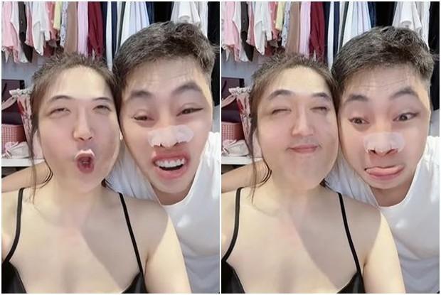 Chồng 1 nữ ca sĩ nhảy dây đến tụt quần, bà xã trích xuất luôn camera đăng lên mạng khiến netizen cười xỉu - Ảnh 5.