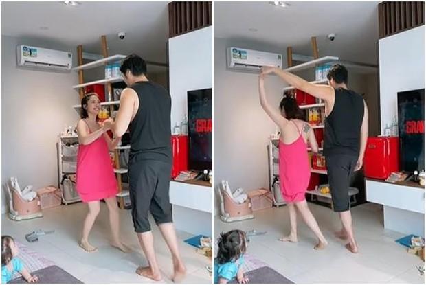 Chồng 1 nữ ca sĩ nhảy dây đến tụt quần, bà xã trích xuất luôn camera đăng lên mạng khiến netizen cười xỉu - Ảnh 6.