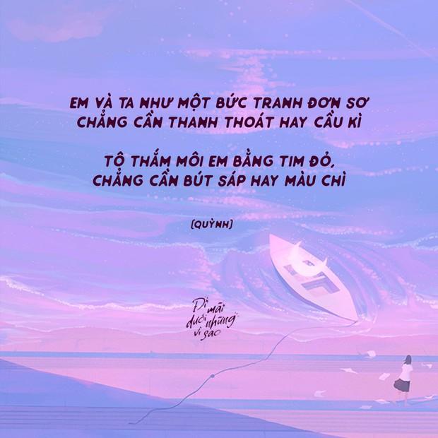 Nam rapper nằm ngoài sự chỉ trích hướng về làng rap, sáng tác sao được netizen khen như tranh như hoạ, gieo vần số 1 Việt Nam? - Ảnh 7.