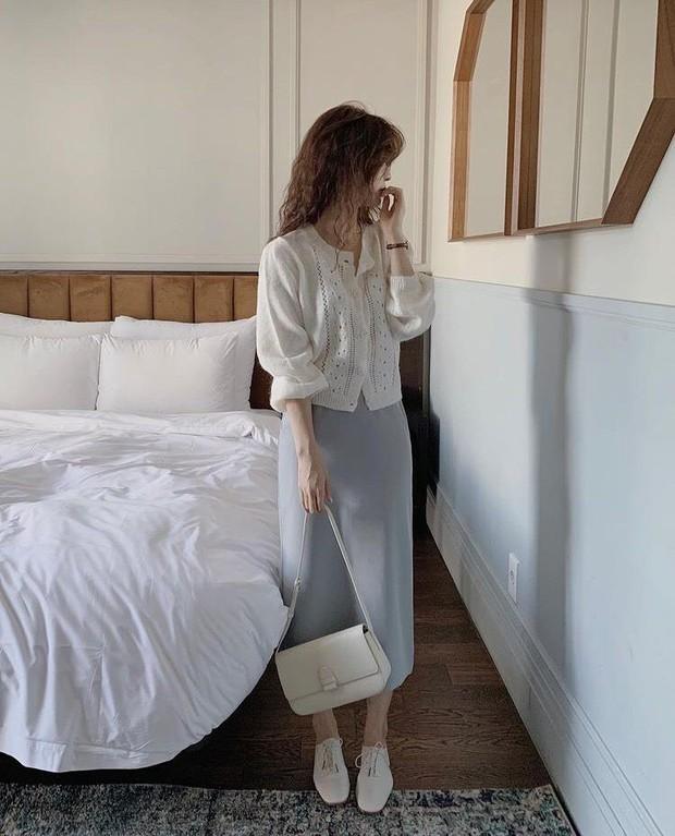 Chân không thon dài vẫn có vài cách khắc phục để trông bạn sang, xịn như gái Hàn đó - Ảnh 3.