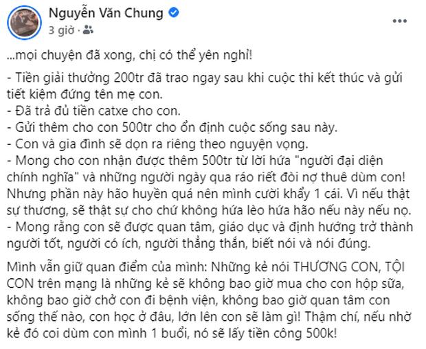 1 nhạc sĩ bức xúc giữa ồn ào cát-xê Hồ Văn Cường: Những kẻ nói thương con, tội con trên mạng không bao giờ mua cho con hộp sữa - Ảnh 1.