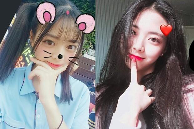 So kè ảnh pre-debut của visual ITZY và aespa: Yuna nhan sắc khó tìm ở phố đi bộ, Karina xinh có tiếng nhưng bị nghi dao kéo? - Ảnh 11.