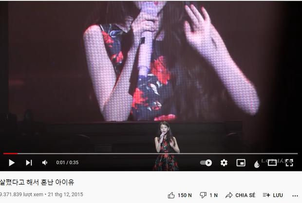 Quát IU 1 câu mà viral khắp cõi mạng, fan nữ về lập 1 kênh YouTube kỉ niệm, dù chẳng đăng video nào cũng có số người đăng ký ấn tượng - Ảnh 4.