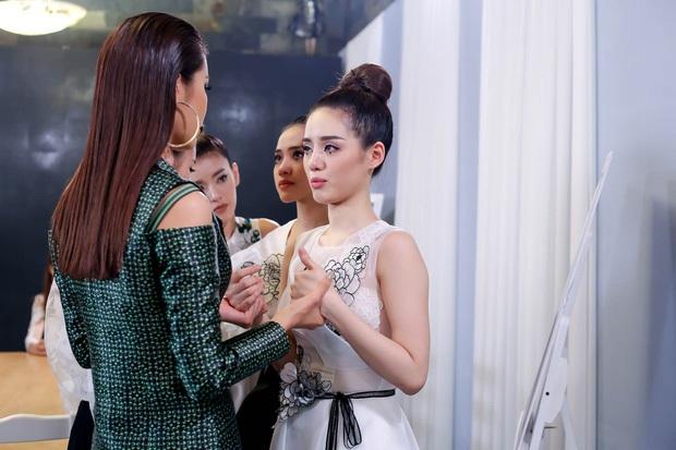 Khánh Linh ôn kỷ niệm The Face cùng Minh Tú, lần đầu lên tiếng chuyện bị loại vì giống Tâm Tít - Ảnh 2.