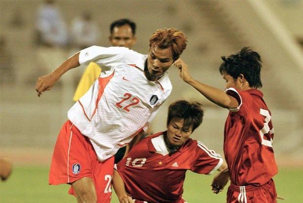 Trận đấu với Oman diễn ra trên SVĐ ghi dấu ấn lịch sử của đội tuyển Việt Nam - Ảnh 1.