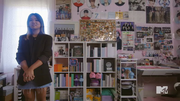 Cô nàng gốc Việt chi hơn 1 tỷ cho thần tượng Kpop, được mời lên truyền hình Mỹ chia sẻ về bộ sưu tập khủng với nhiều mức giá giật mình - Ảnh 2.