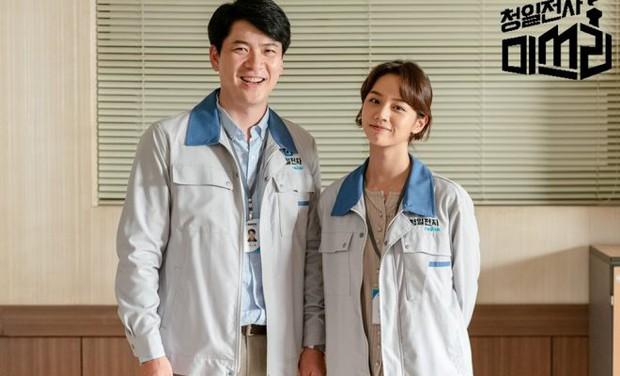 5 mỹ nhân Hàn dính lời nguyền bom xịt: Kim Yoo Jung toàn chọn sai kịch bản, Park Min Young thất bại ê chề - Ảnh 7.