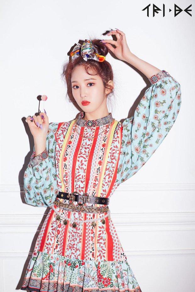 Tân binh là em họ Yuri (SNSD) sở hữu ngoại hình giống cả Kpop: Từ Sana (TWICE), đến Irene, Wendy (Red Velvet) đủ hết - Ảnh 1.