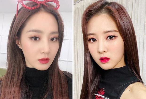 Tân binh là em họ Yuri (SNSD) sở hữu ngoại hình giống cả Kpop: Từ Sana (TWICE), đến Irene, Wendy (Red Velvet) đủ hết - Ảnh 6.