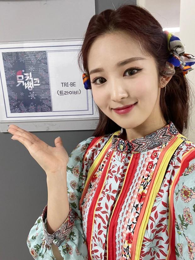 Tân binh là em họ Yuri (SNSD) sở hữu ngoại hình giống cả Kpop: Từ Sana (TWICE), đến Irene, Wendy (Red Velvet) đủ hết - Ảnh 4.