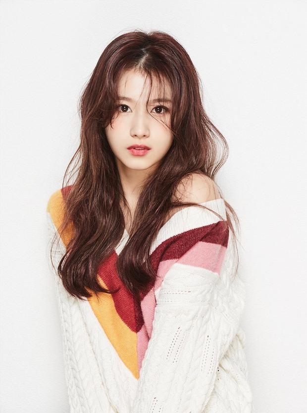 Tân binh là em họ Yuri (SNSD) sở hữu ngoại hình giống cả Kpop: Từ Sana (TWICE), đến Irene, Wendy (Red Velvet) đủ hết - Ảnh 7.