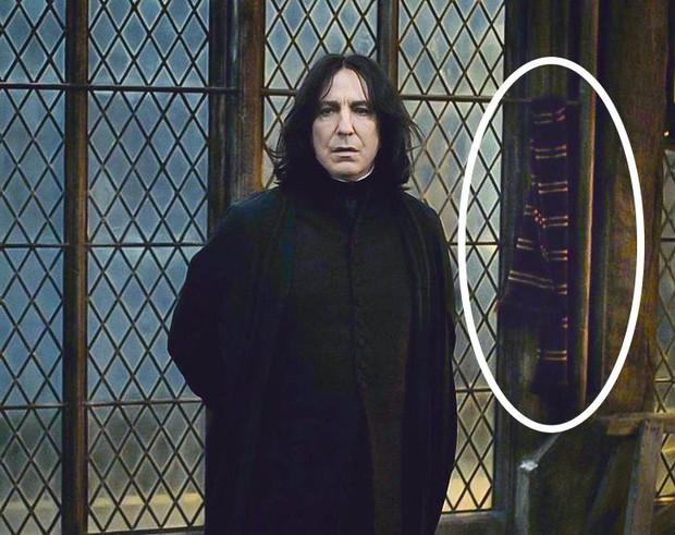 5 lần Harry Potter úp mở trước nội dung qua trang phục nhân vật: Tiểu tiết thánh soi mới để ý được, đọc đến cuối suýt chảy nước mắt! - Ảnh 6.