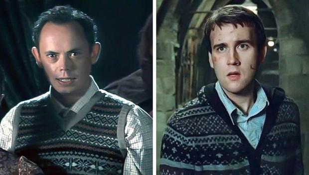 5 lần Harry Potter úp mở trước nội dung qua trang phục nhân vật: Tiểu tiết thánh soi mới để ý được, đọc đến cuối suýt chảy nước mắt! - Ảnh 4.