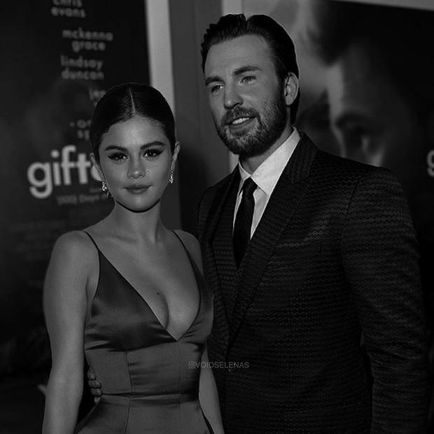 Cả MXH náo loạn vì Selena Gomez và Chris Evans lộ hình hẹn hò nét căng: Mùi mẫn trong xe không khác gì tình nhân? - Ảnh 5.