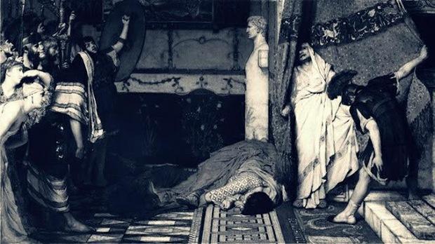 Ả đàn bà giúp Hoàng hậu hạ độc trừ khử nhà vua, được hậu thuẫn ra tay giết người hàng loạt để cuối đời nhận về kết cục đau đớn - Ảnh 3.