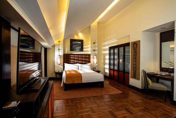 Bên trong khách sạn bị đồn có combo cách ly hơn 112 triệu/người cho hành khách từ TP.HCM, Đà Nẵng đến Hà Nội - Ảnh 5.