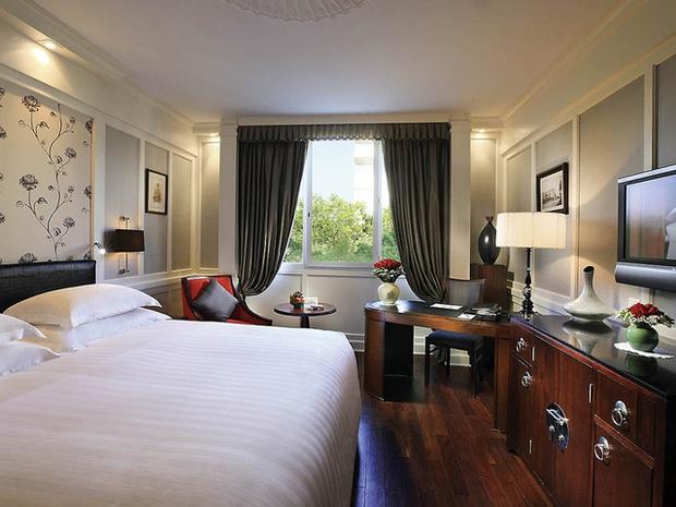 Bên trong khách sạn bị đồn có combo cách ly hơn 112 triệu/người cho hành khách từ TP.HCM, Đà Nẵng đến Hà Nội - Ảnh 8.