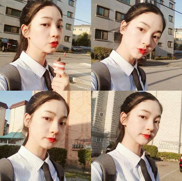 So kè ảnh pre-debut của visual ITZY và aespa: Yuna nhan sắc khó tìm ở phố đi bộ, Karina xinh có tiếng nhưng bị nghi dao kéo? - Ảnh 24.