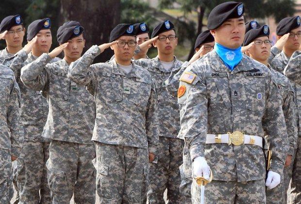 Nhập ngũ phiên bản học bá: Kpop có idol đầu tiên bước chân vào hàng ngũ quân đội danh giá, không phải ai muốn vào là được! - Ảnh 2.