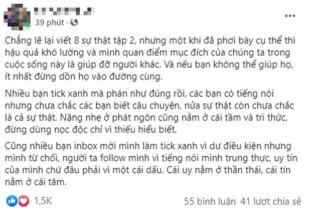 Người trong ekip Phi Nhung ẩn ý viết 8 sự thật, khi đã phơi bày cụ thể thì hậu quả khó lường? - Ảnh 1.