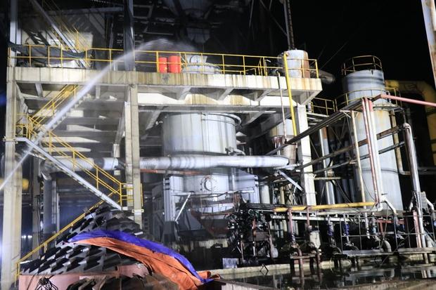 Bắc Ninh: Nổ lò hơi ở khu công nghiệp khiến 9 người thương vong - Ảnh 1.