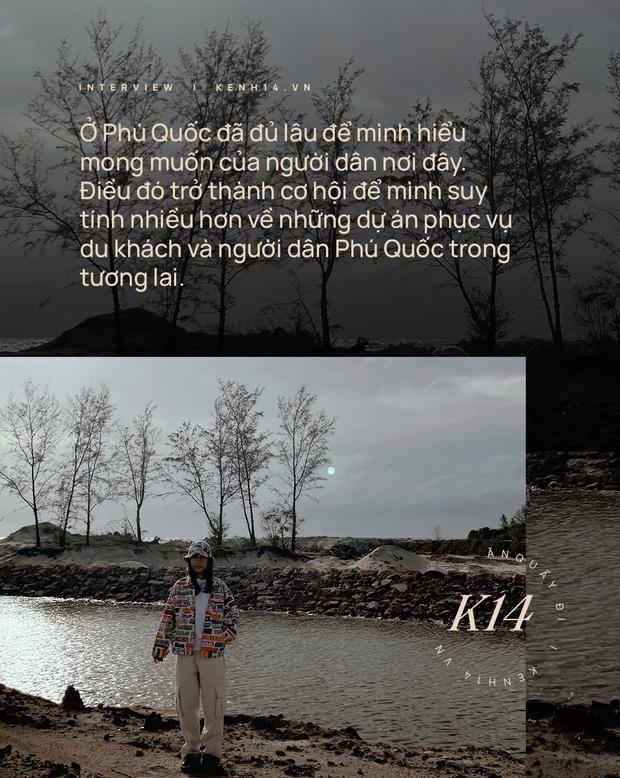 Cô chủ Godmother nổi tiếng Sài Gòn bỗng kẹt 5 tháng ở Phú Quốc: Có thể về nhưng lại... chưa muốn về - Ảnh 8.
