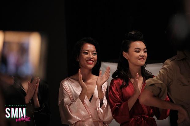Wiwi Nguyễn tại show Siêu mẫu châu Á: Tôi học cách có đồng minh từ chị Minh Tú, hơi chủ quan về Quỳnh Anh - Ảnh 2.