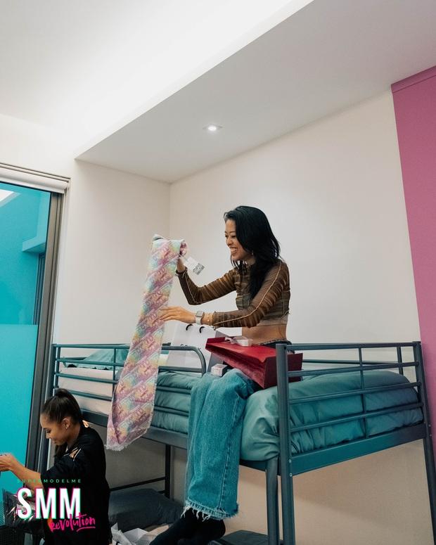 Wiwi Nguyễn tại show Siêu mẫu châu Á: Tôi học cách có đồng minh từ chị Minh Tú, hơi chủ quan về Quỳnh Anh - Ảnh 3.