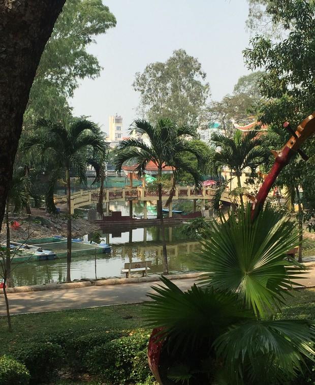 Không phải Tao Đàn, đây mới là công viên đáng sợ nhất trong mắt người Sài Gòn: Nghe giai thoại mới hiểu lý do vì sao - Ảnh 3.