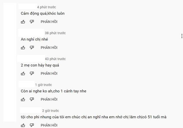 MV nhiều views nhất kênh YouTube cố NS Phi Nhung là sản phẩm đầu tiên cùng Hồ Văn Cường, bình luận gửi lời thương xót tăng hàng giờ - Ảnh 9.