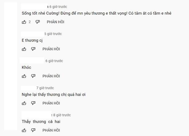 MV nhiều views nhất kênh YouTube cố NS Phi Nhung là sản phẩm đầu tiên cùng Hồ Văn Cường, bình luận gửi lời thương xót tăng hàng giờ - Ảnh 8.