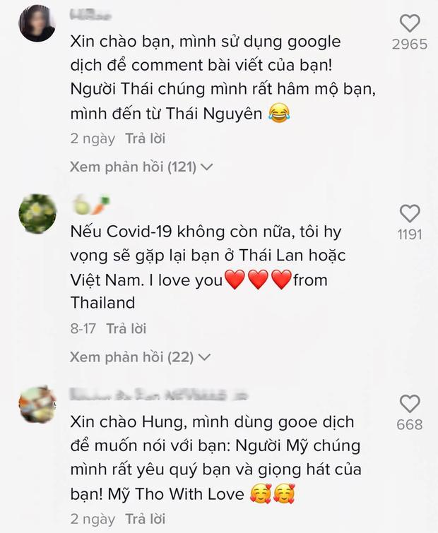 Một bộ phận netizen Việt tấn công nam ca sĩ Vpop nổi tiếng tại Thái Lan, bình luận toàn mùi cà khịa gây tranh cãi - Ảnh 3.