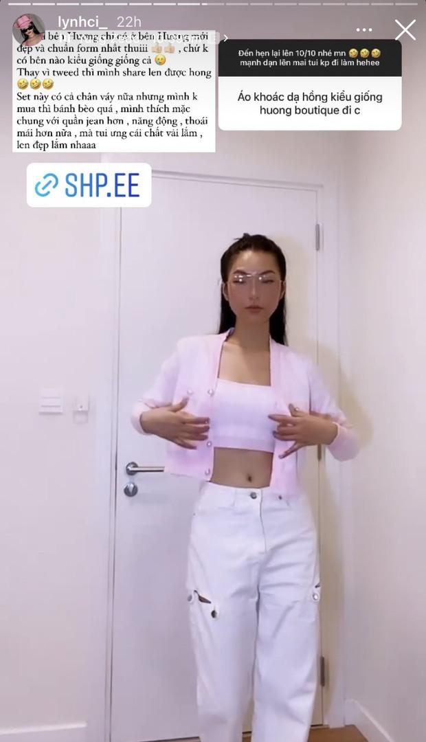 Gái xinh nổ inbox vì mua toàn áo len, đồ cho ngày lạnh đẹp rẻ trên Shopee, còn review luôn chất lượng và share loạt cách mix - Ảnh 7.