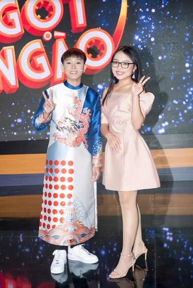 Hồ Văn Cường từng được mẹ nuôi Phi Nhung kết duyên với Phương Mỹ Chi trên truyền hình - Ảnh 3.