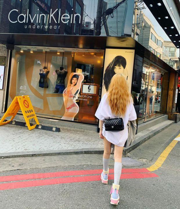 Màn giảm cân gây sốc Kbiz: Hyuna công khai chỉ nặng 41,3kg, chân tay gầy gò khẳng khiu làm fan lo lắng tột độ - Ảnh 6.