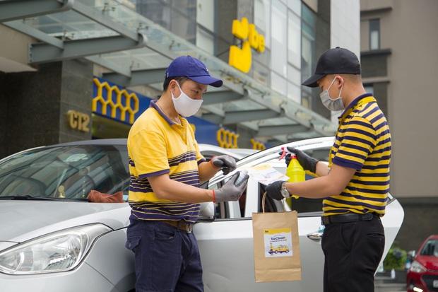 """BeCar hoạt động trở lại ở TP.HCM từ ngày mai, chi thưởng """"khủng"""" cho tài xế - Ảnh 1."""