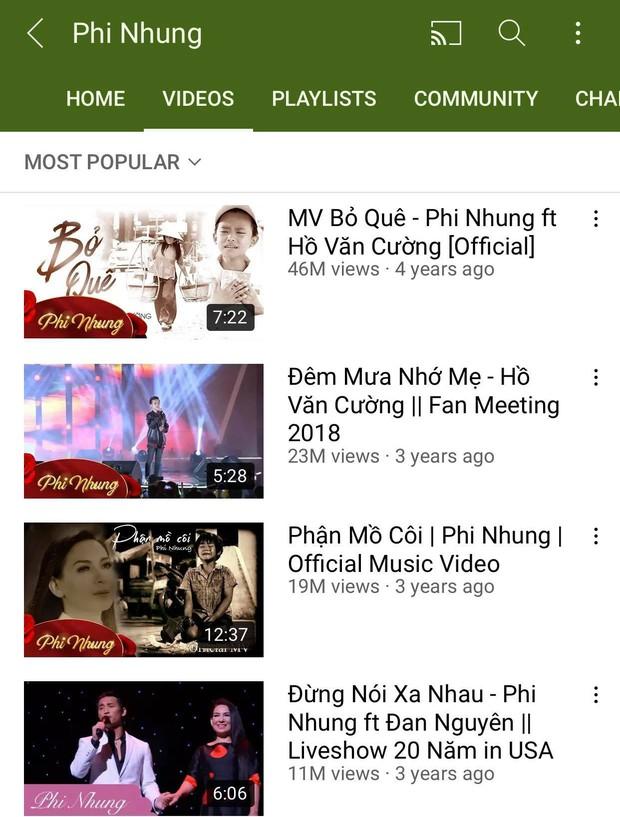 MV nhiều views nhất kênh YouTube cố NS Phi Nhung là sản phẩm đầu tiên cùng Hồ Văn Cường, bình luận gửi lời thương xót tăng hàng giờ - Ảnh 6.