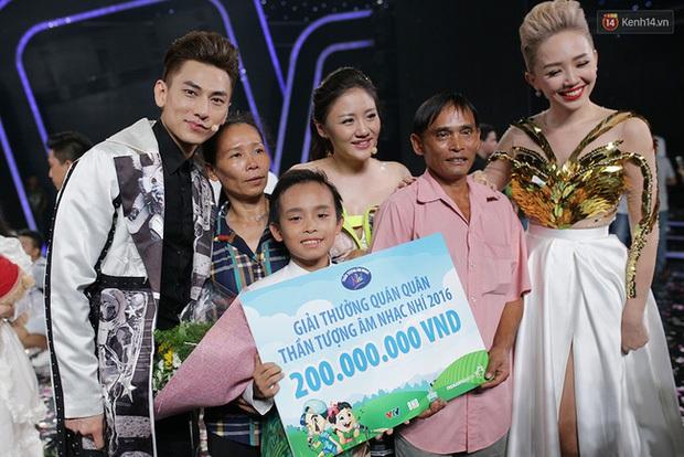 Hồ Văn Cường - hiện tượng Vietnam Idol Kids: Đứng nhất tất cả các tuần, chiến thắng với tỉ lệ áp đảo gần 60%! - Ảnh 1.