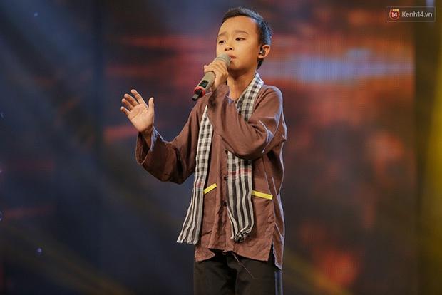 Hồ Văn Cường - hiện tượng Vietnam Idol Kids: Đứng nhất tất cả các tuần, chiến thắng với tỉ lệ áp đảo gần 60%! - Ảnh 5.